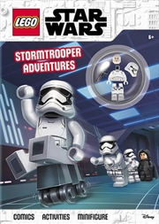 LEGO Star Wars : Stormtrooper Adventures | Hardback Book