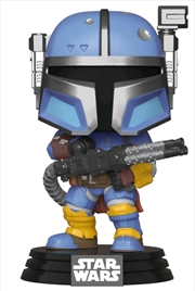 Star Wars: The Mandalorian - Heavy Infantry Metallic US Exclusive Pop! Vinyl | Pop Vinyl