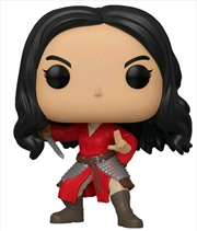 Mulan (2020) - Mulan Warrior Pop! Vinyl | Pop Vinyl