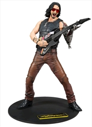 "Cyberpunk 2077 - Johnny Silverhand 12"" Figure | Merchandise"