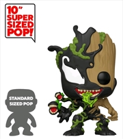 "Venom - Venomized Baby Groot 10"" Pop! Vinyl 