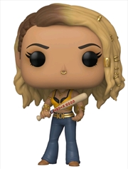 Birds of Prey - Black Canary Boobytrap Battle Pop! Vinyl | Pop Vinyl