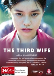 Third Wife, The | DVD