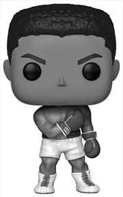Icons - Muhammad Ali Black & White US Exclusive Pop! Vinyl [RS] | Pop Vinyl