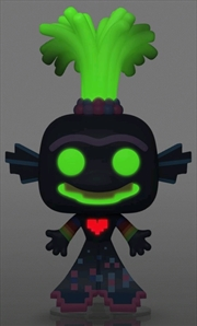 Trolls World Tour - King Trollex Glow US Exclusive Pop! Vinyl [RS] | Pop Vinyl
