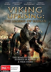 Viking Uprising - The Legend Of Redbad | DVD