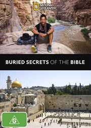 Buried Secrets Of The Bible | DVD