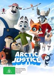 Arctic Justice | DVD