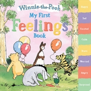 My First Feelings Book   Hardback Book