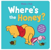 Wheres The Honey | Board Book