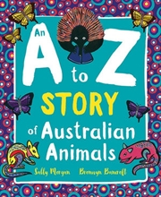 An A To Z Story Of Australian | Paperback Book