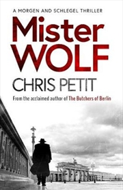 Mister Wolf | Paperback Book