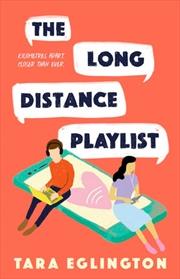 Long Distance Playlist | Paperback Book