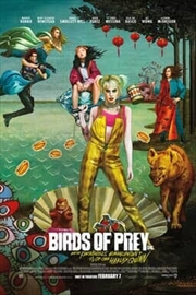 Birds Of Prey | DVD