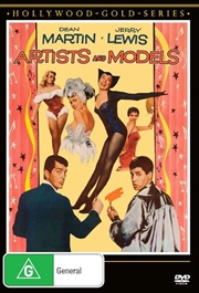 Artists And Models | DVD