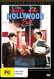 Hollywood Or Bust | DVD