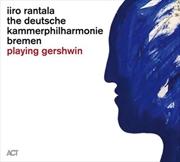 Playing Gershwin | CD