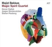 Magic Spirit Quartet | CD