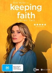 Keeping Faith - Series 2 | DVD