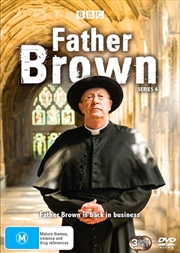 Father Brown - Series 6 | DVD