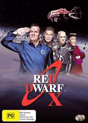 Red Dwarf - Series 10 | DVD