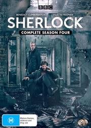 Sherlock - Series 4 | DVD