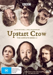 Upstart Crow - Series 1-3 | DVD