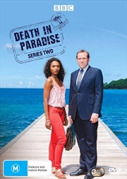 Death In Paradise - Series 2 | DVD