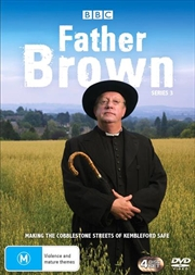 Father Brown - Series 3 | DVD