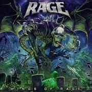 Wings Of Rage | CD