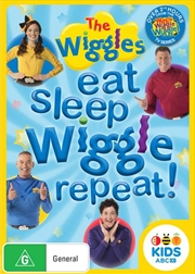 Wiggles - Eat, Sleep, Wiggle, Repeat | DVD