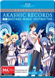 Akashic Records Of Bastard Magic Instructor | Complete Series | Blu-ray