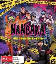 Nanbaka | Complete Series | Blu-ray