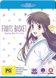 Fruits Basket - Season 1 - Part 1 - Eps 1-13 | Blu-ray