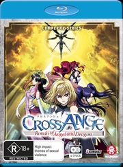 Cross Ange - Rondo Of Angel And Dragon | Complete Series | Blu-ray