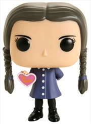 The Addams Family - Wednesday Valentines US Exclusive Pop! Vinyl [RS] | Pop Vinyl