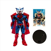 "Superman - Armored Superman Unchained 7"" Action Figure 