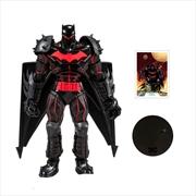 "Batman - Armored Batman Hellbat Suit 7"" Action Figure | Merchandise"