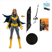"Batman - Batgirl Modern Art of the Crime 7"" Build-A-Figure | Merchandise"