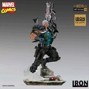 X-Men - Cable 1:10 Scale Statue | Merchandise