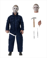 "Halloween 2 - Michael Myers 1981 8"" Action Figure 