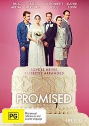 Promised   DVD