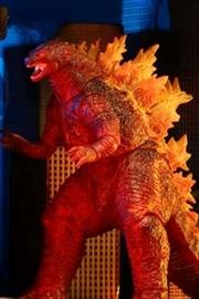 "Godzilla: King of the Monsters - Godzilla version 3 12"" Action Figure   Merchandise"