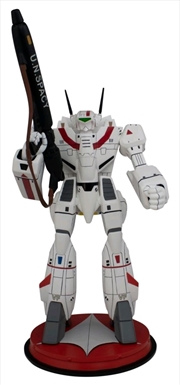 Robotech - VF-1J Rick Hunter Battloid 1:42 Scale Statue | Merchandise