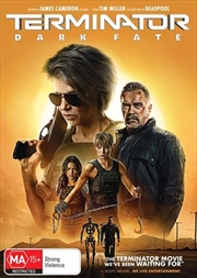 Terminator - Dark Fate | DVD