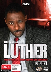 Luther - Series 2 | DVD