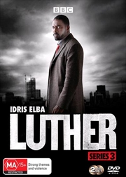 Luther - Series 3 | DVD