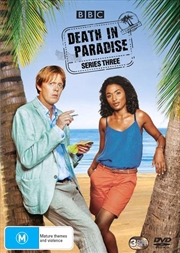 Death In Paradise - Series 3 | DVD