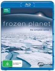 Frozen Planet | Blu-ray