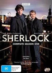 Sherlock - Series 1 | DVD